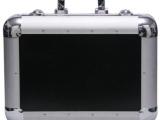 厂家直销黑色平面铝仪器箱 器械箱 工具箱定做各种铝箱铝合金箱包