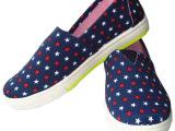 2015春秋新款星星图案拼色女单鞋注塑鞋老北京布鞋女鞋 帆布热销
