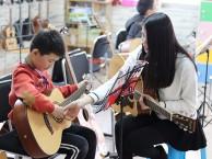 天河民谣吉他培训 尤克里里教学 古典 指弹吉他培训