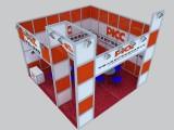 哈尔滨展位设计搭建 展台制作 展会布置 展览展示-彩韵堂