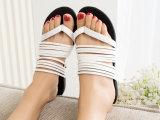2013新款波西米亚夹脚夹趾罗马凉鞋女鞋子平跟鞋学生平底微信代理