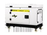 簡單易行大澤動力8KW靜音汽油發電機TOTO8