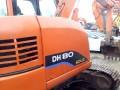 土石方施工斗山80二手挖掘机 苏州二手挖掘机市场
