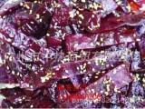 供应 陆川土猪为原料的秘制酱香猪巴 猪条 唇齿留香