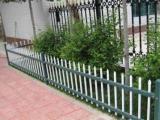 锌钢草坪护栏|PVC花园草坪围栏|道路绿化带护栏