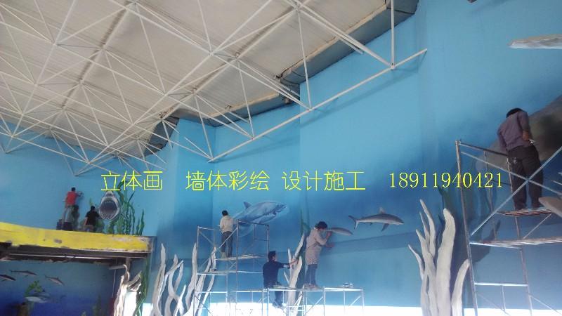 秦皇岛墙体彩绘专业设计合理报价