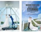 三亚百合经典婚纱摄影【幸福起点】婚纱照套系