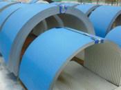 沧州彩钢防雨罩在哪买|彩钢防雨罩招商加盟