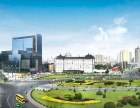 观南门广场景观 长安国际中心金融中心 500平精装
