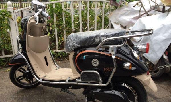 冠城木兰 大电池 大轮胎 质量保证