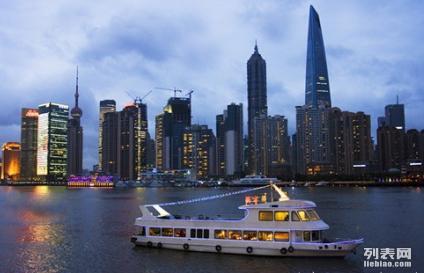 上海游船图片 强生游船 6800元/小时