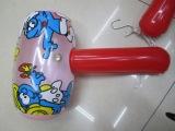 儿童充气玩具批发/PVC玩具/卡通小榔头玩具/充气小锤子可订做