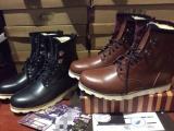 UG6男鞋 雪地靴 靴 男靴男短筒靴羊皮