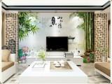绍兴地区专业定做瓷砖背景墙,客厅影视墙,3D艺术瓷砖壁画