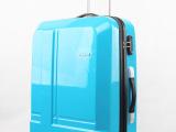 宾豪时尚靓丽拉杆箱静音万向轮拉杆箱旅行箱行李箱