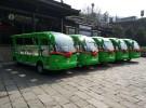 四川成都乐山宜宾4-6 8座电动巡逻车 14座观光车厂家批发面议