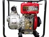 进口3寸柴油高压水泵品牌报价