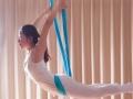空中瑜伽帮我们增加自信
