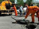 盐城管道疏通清淤检测,污水池清理泵站清淤,潜水作业公司
