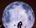 巨型月球空降拈花湾-这个中秋,带你去晒月光