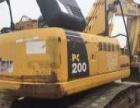 小松 PC240LC-8 挖掘机         (小松200转