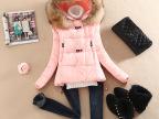 2015新款短款棉衣女修身女式小棉袄羽绒棉服冬季大码女装外套