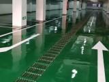 济南地区环氧地坪在冬季施工