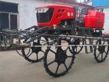 北京装水3吨棉花打药车自走式四轮喷药机经销商