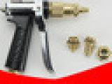 厂家直供 全铜高压洗车水枪 家用洗车器 直插型高压水枪外丝铜接