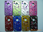 厂家直销iPhone手机保护套;铝壳保护套;网孔保护套