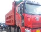 出售工程自卸车 二手解放欧曼后八轮工程货车