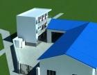 建筑面积1200m²标准优质700m²钢结构厂房
