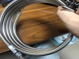 304不锈钢毛细管可定制长度切口光滑平整可做吸管用干净卫生