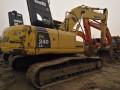 小松240-8二手挖掘机出售,价格,手续齐全,质保一年