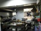 七贤街盈利中餐饮店转让,有天然气