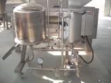 F60半自动圆盘硅藻土过滤机价格-新乡新航圆盘过滤机厂家