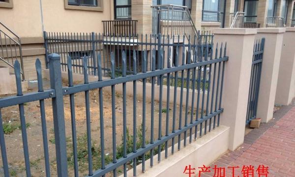 钢护栏围墙护栏别墅围挡