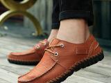 2016春夏季皮鞋日常时尚休闲男鞋英伦风