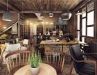 合肥个性咖啡店装修 咖啡店设计 思想与艺术的丰沛