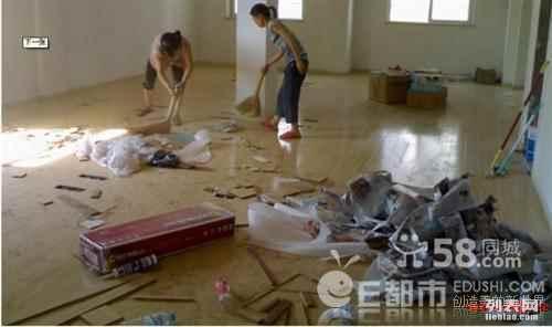 南京鼓楼建邺长期承接日常开荒装潢保洁瓷砖美缝地毯清洗房屋粉刷