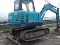 神钢 SK60-C 挖掘机         (个人的挖掘机)