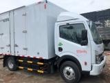 成都东风新能源4.2米厢式货车出售