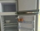 韩电(KEG)BCD-122JD122升双门冰箱横拉丝