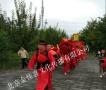 传统中式婚礼、威风锣鼓、舞狮舞龙、花轿等