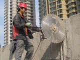 专业墙面钻孔 建筑物绳锯切割 混凝土切割