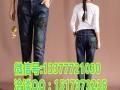 5元库存清货牛仔裤批发时尚韩版小脚纯棉女士牛仔裤批发