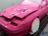 S13修复喷漆案例