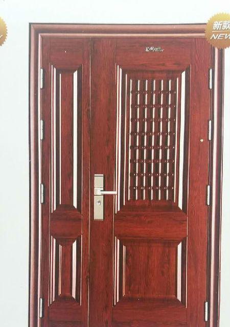星月神门业经营部,直销各色室内门 上门量尺安装