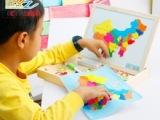 动物场景拼拼乐 木制儿童早教卡通益智立体画板 3岁以上玩具 批发