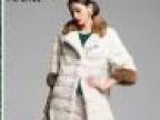 2013秋冬新款女装水貂皮大衣进口整貂裘皮皮草外套紫貂领